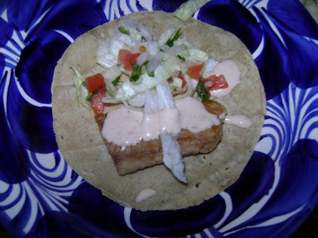 12 best images about fish taco sauce on pinterest for Creamy fish taco sauce