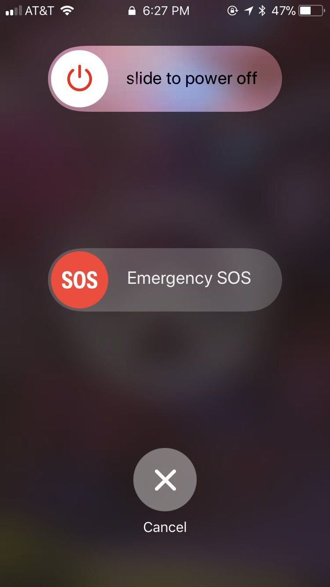 If you're ever in a dangerous or unsafe situation, press the lock button on your iPhone 5 times in a row, you'll get this screen. Swipe the SOS, your GPS will send a ping to the nearest police station and an officer will be dispatched. RT TO SAVE A LIFE. Life Hacks (@lifehacks) | Twitter