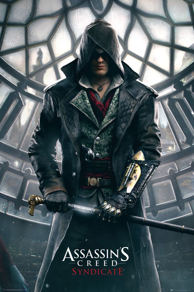 Assassins Creed Syndicate Big Ben - Official Poster