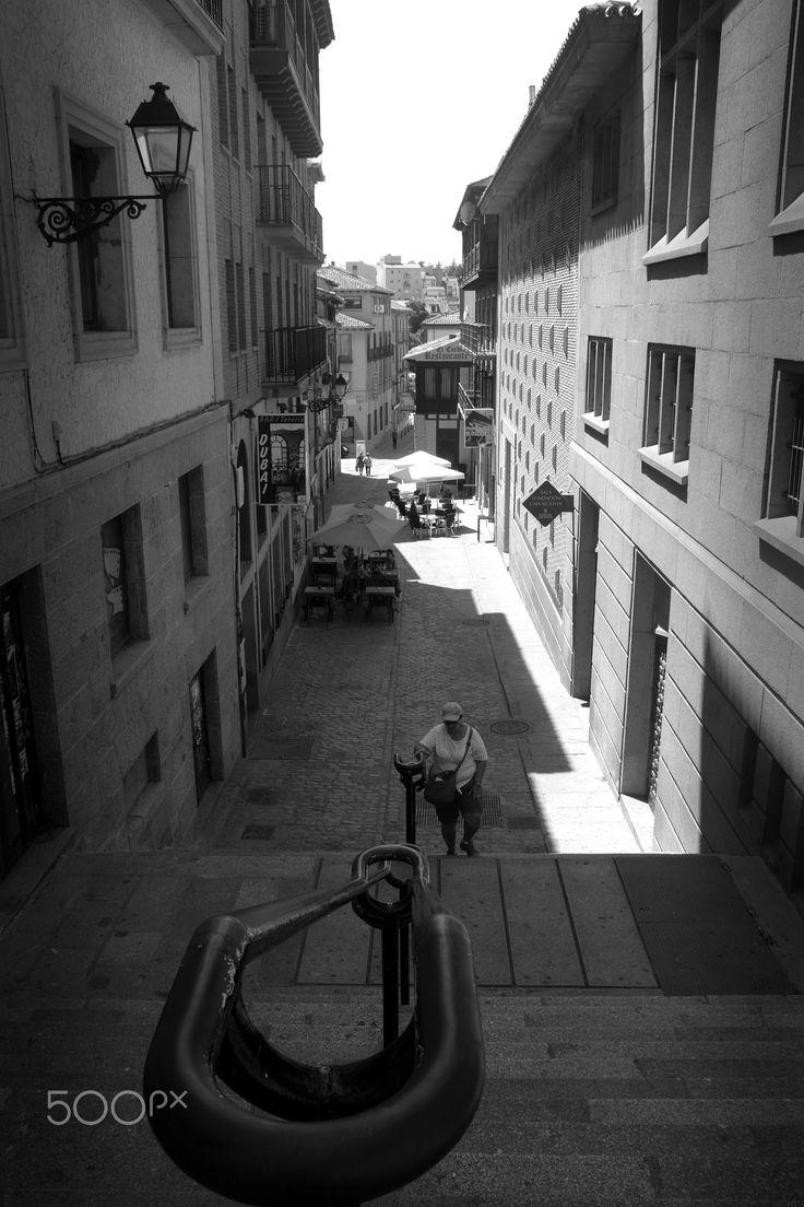 Upstairs - Segóvia, Espanha.