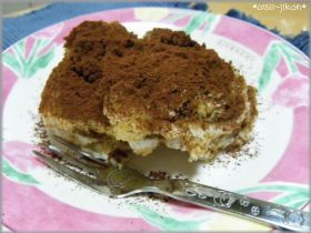 「ティラミスケーキ」ちるちる   お菓子・パンのレシピや作り方【corecle*コレクル】