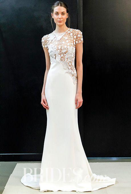 J. Mendel Wedding Dress Collection - Spring 2017   Brides.com