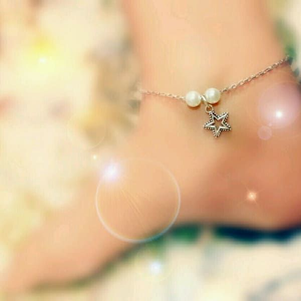 Shop online for Silver Star Anklet at 29% off in India at Kraftly.com, Shop From Twistturn, SISTAN7354NTG254543, Easy Returns. Pan India. Affordable Prices. Shipping. Cash on Delivery.