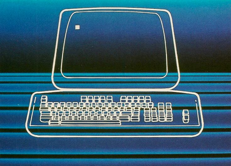 http://blog.iso50.com/wp-content/uploads/2012/07/tumblr_m52yf2gVUA1qa4gsro1_1280.jpg: Vintage Computers, Computers Centre Design, 80 S Touch, 80S Touch, Retro Computers, Posts, 80 S Computers Centre, 80 S Inspiration, 80S Inspiration