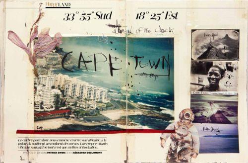 modds | Afrique du Sud, carnet de voyage - Patrick Swirc pour Happy Life magazine