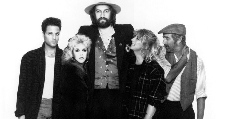 Hear Fleetwood Mac's Unreleased 'Tango in the Night' Demo 'Where We Belong' #headphones #music #headphones