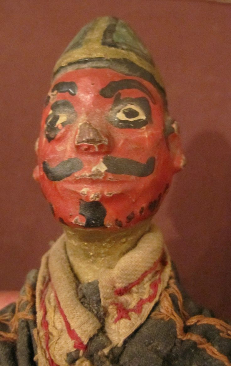 Mexican paper mache vintage judas sculpture folk art at 1stdibs - Us 234 99 Used In Toys Hobbies Vintage Antique Toys Character
