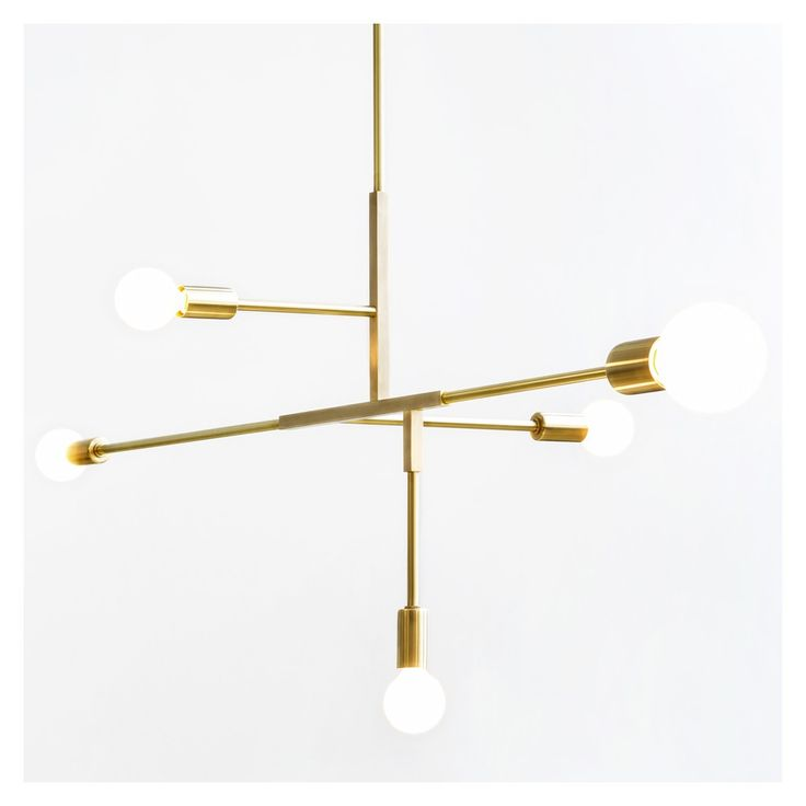 Cliff Pendant Lamp Brass - Ceiling - Lighting - Furniture & Lighting - The Conran Shop