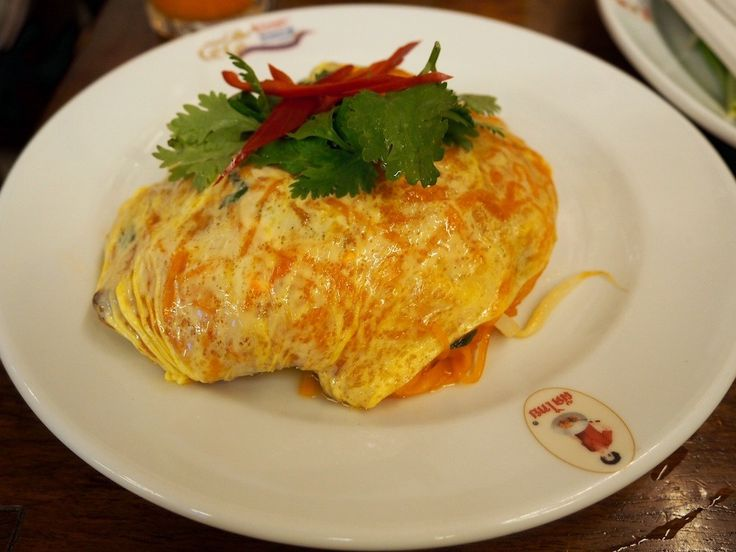 Thipsamai famous pad thai restaurant in Bangkok