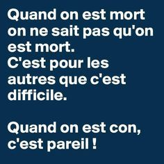 une citation humour