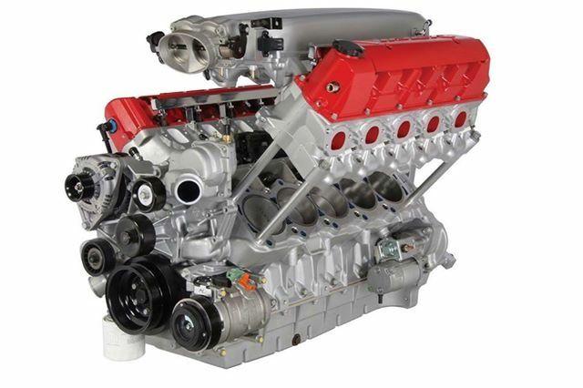 Viper V10 engine