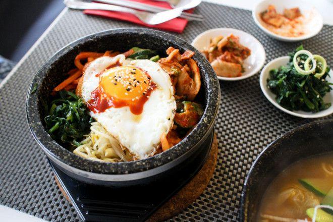 Korean Berlin Food