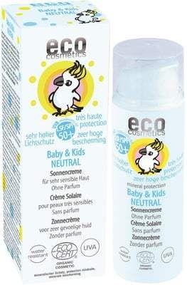 Quelle crème solaire choisir pour bébé   baby   Mamá cf7b16682bb1