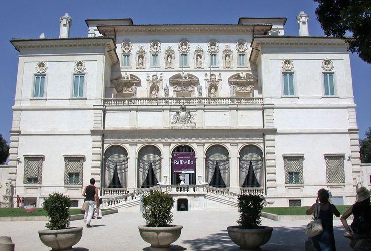 Galleria Borghese Museum, Roma