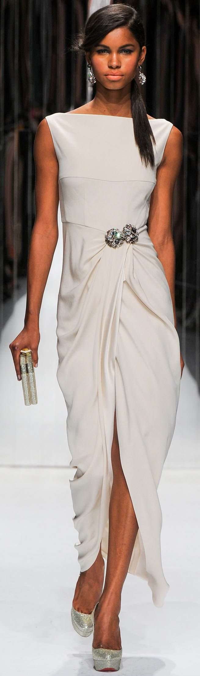 Jenny Packham Spring Summer 2013 Ready-To-Wear Collection -- LOVE this for mother of the groom...