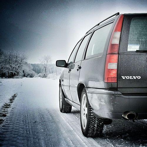 Volvo V70 Model 1999 - My new beauty