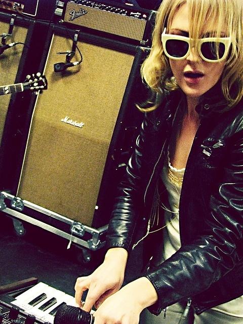Emily Haines of Metric