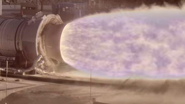 ❝ La NASA usa una nueva cámara para ver en detalle la potencia de un motor de cohete [VÍDEO] ❞ ↪ Puedes verlo en: www.proZesa.com