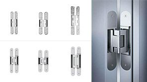 Concealed-Hinges: TECTUS ® and PIVOTA ®