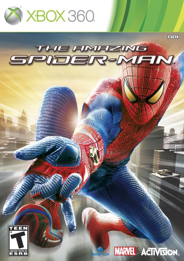 Best XBox Games for Kids: The Amazing Spiderman - Activision