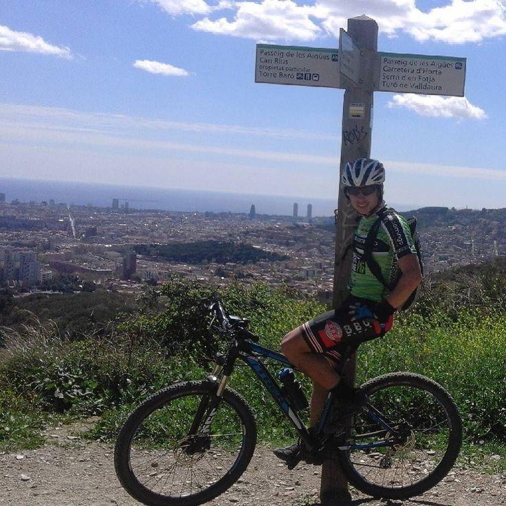 Tropezare las veces que haga falta con la misma piedra pero me levantare mas fuerte cada vez  #strong #climb #cycling #ciclismo #montanbike #bike #bcn #lovebarcelona #lovebcn #collserola #caloret #training #sports #sport #like4like #like #likeforlike #followforfollow #follow4follow #followme #follow #spring  #april  #trek #goodday by xavi_ramon