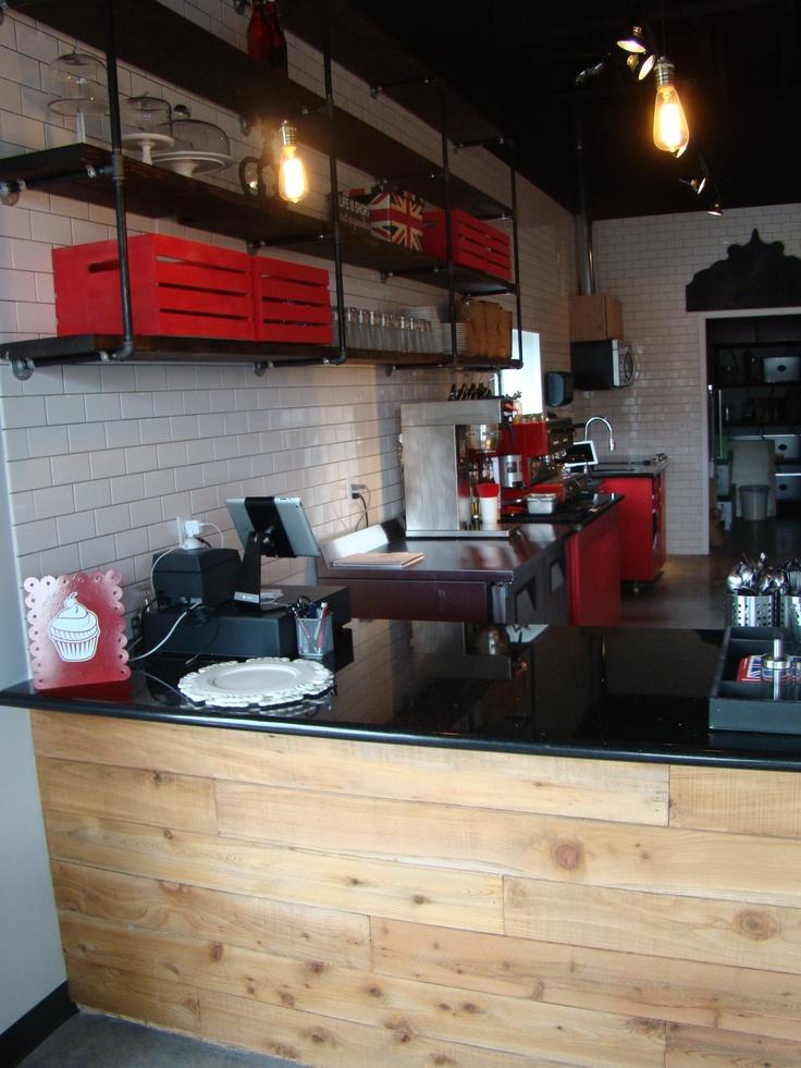 The piccadilly bakery design by mise en place design restaurant design pinterest the o - Mise en place table restaurant ...