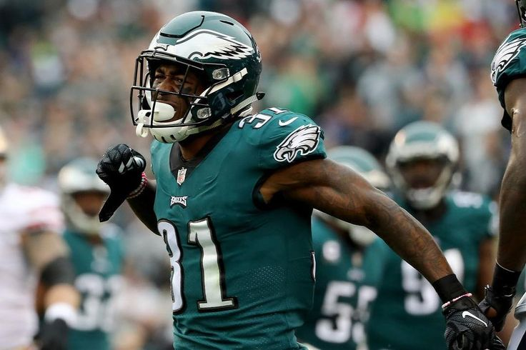 The Eagles are 7-1 thats got us feeling like Jalen Mills today!  The Eagles rounded out the first half of their season with a 33-10 handling of the winless 49ers in Philly with one of those scores a Pick 6 by Jalen Mills!  Tune in tonight when we are live from @wearespin for @rodmcleod4s charity Ping Pong-A-Palooza and raise money for the @aacr_foundation! You already know well be breaking down everything from the game yesterday as well as the Sixers Flyers and even Penn State for all the…