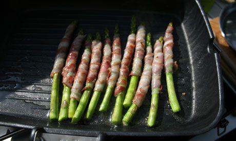 Pancharagas - camping food