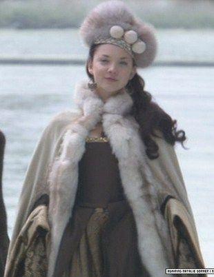 Anne Boleyn. (The Tudors)