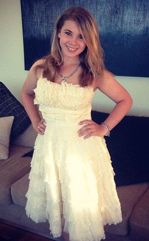 #Bindi Irwin the precocious daughter of the late Steve Irwin has blossomed into a beautiful young woman.