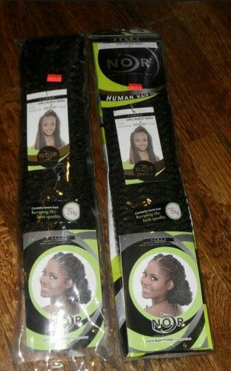 Janet Collection Noir Afro Marley Braid Hair Is The Best Hair To Use ...
