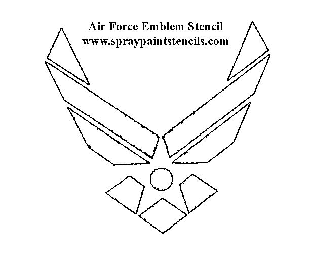 Free Crest and Emblem Stencils