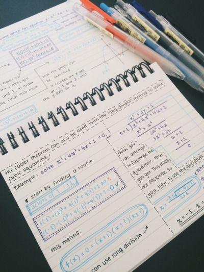 cute notes    blue