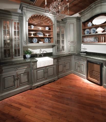 French Country Butler S Pantry Interior Ideas