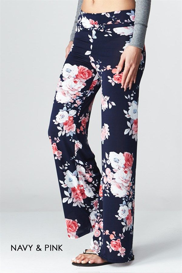 Get ready to WOW in effortless style with our bright and fun Floral Palazzo Pants! These stretchy and comfy pants will last you through the spring and summer months in style! Best part, Made in USA! Model is wearing size small96% Polyester and 4% SpandexMade in USASIZES Small (0-4)Medium (6-8)Large (10-12)