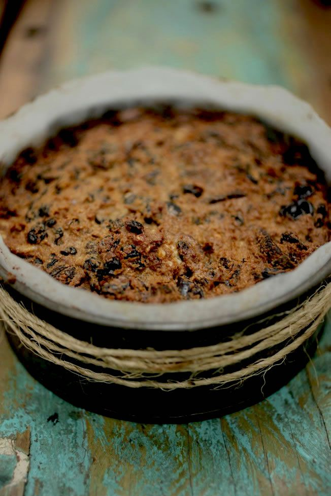Healthy Christmas Cake : The Healthy Chef – Teresa Cutter