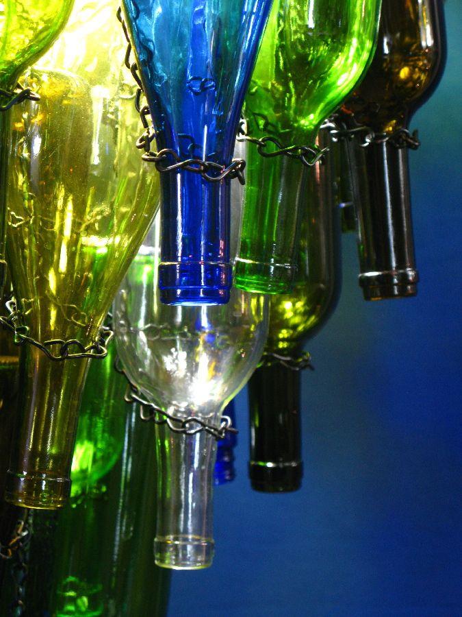 Wine bottle art google search crafts wine bottle and for Wine bottle artwork