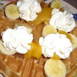 Sour Cream Waffles Allrecipes.com