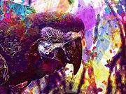"""New artwork for sale! - """" Parrot Ara Yellow Macaw Bird  by PixBreak Art """" - http://ift.tt/2uvbmPO"""