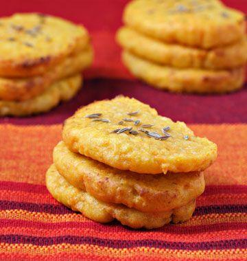 Biscuits carottes cumin