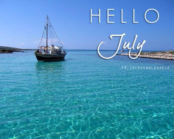 Happy July !