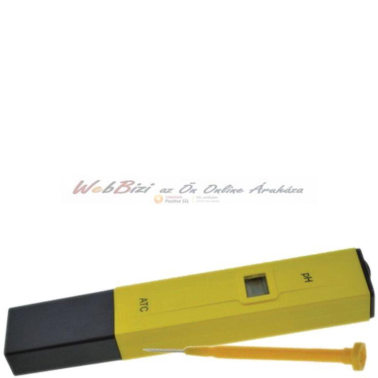 Digitális pH mérő