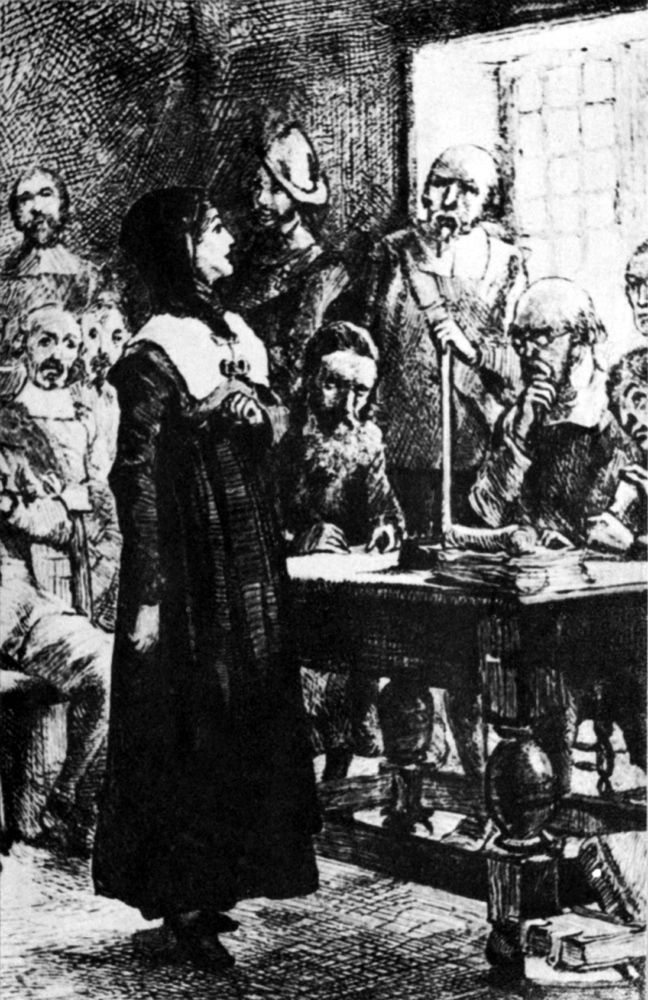 an introduction to the history of the massachusetts bay colony Dissent in massachusetts bay  banished from massachusetts bay colony for her political and religious beliefs, she has gone down in history as a woman of great.