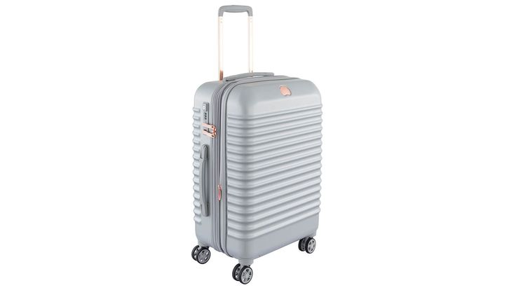 FREE Delsey Suitcase!