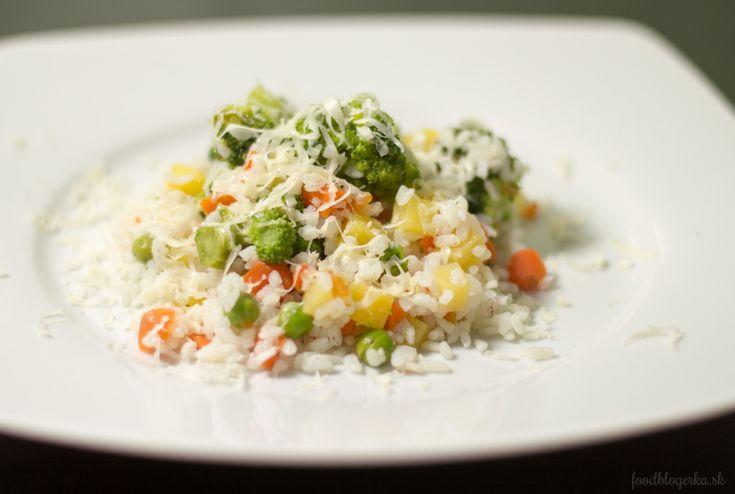 Rice salad with turnips /kvaka/