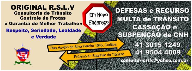Capa de facebook #original #rslv #defesa #multas #escritório #curitiba