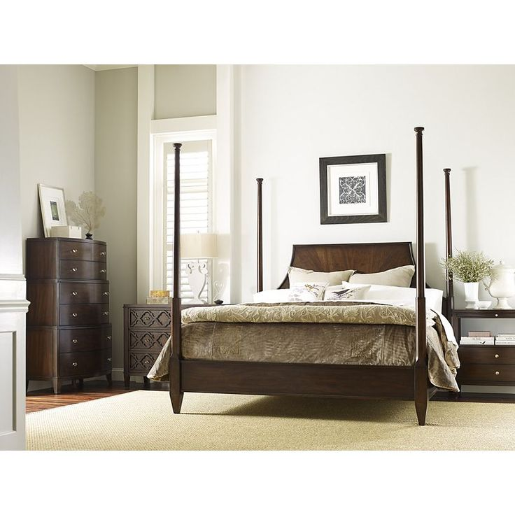 Athne Poster Bed from the Athne collection