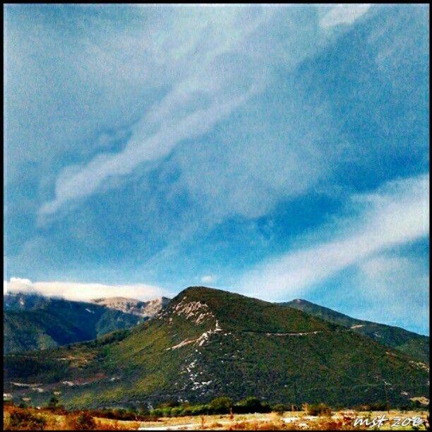 #Greece Εκεί που το βλέμμα χάνεται στην απεραντοσύνη // Where gaze lost in the vastness
