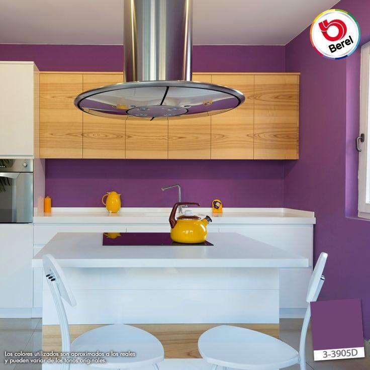 17 best images about cocina comedor on pinterest home - Como pintar mi cocina ...