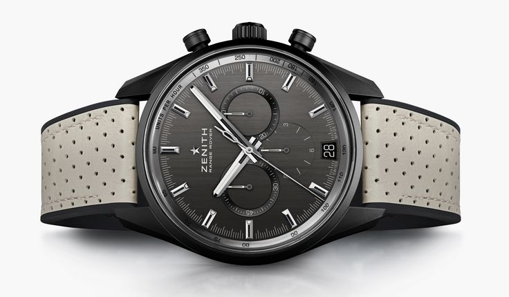 Land Rover and Zenith Team Up for A Rugged Watch Worth Owning. Wrist-worthy.